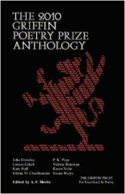 Griffin Poetry Prize Anthology 400X618 best copy until rescan
